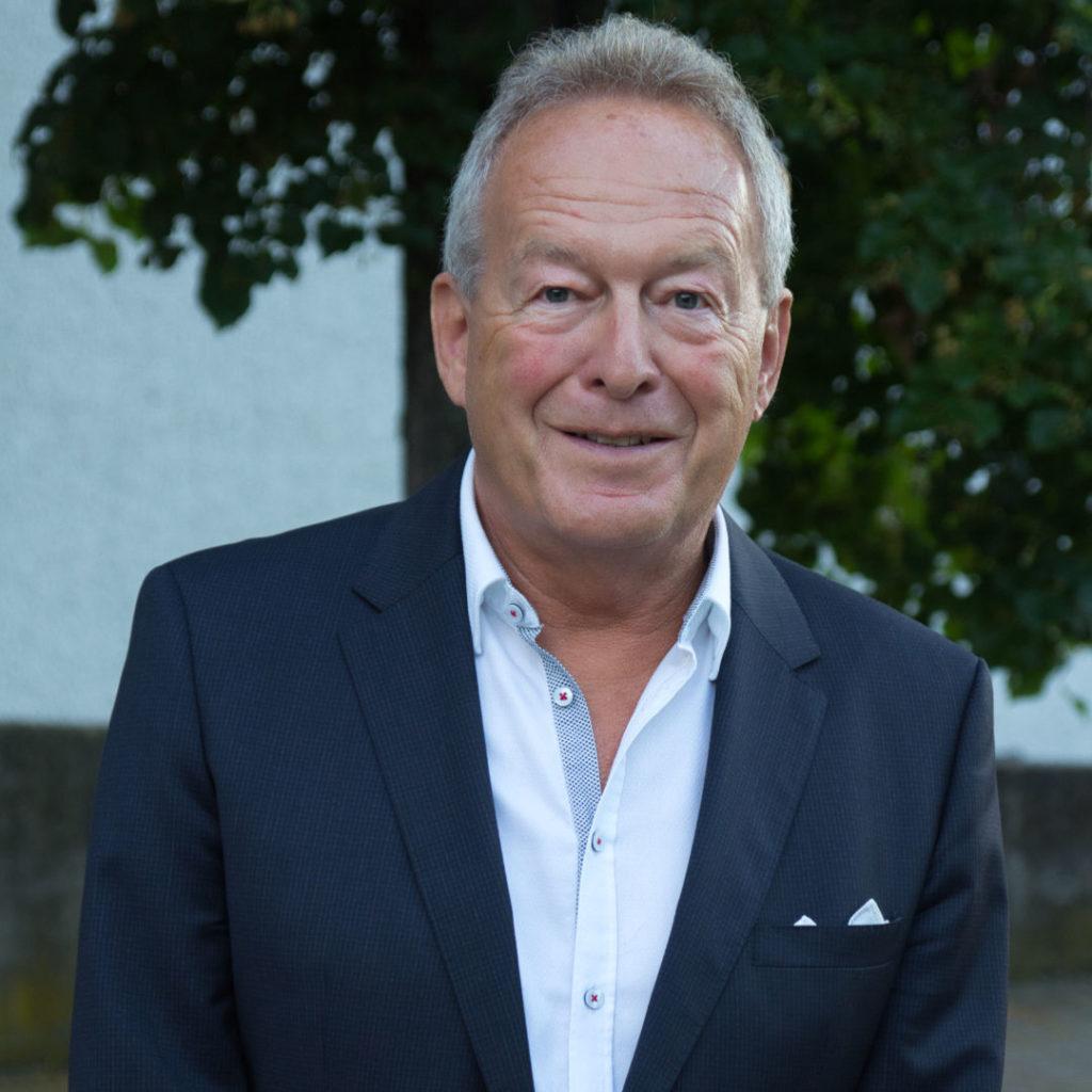 Hermann Pfeifer ist erster Vorstand der Kreisverkehrswacht Neumarkt