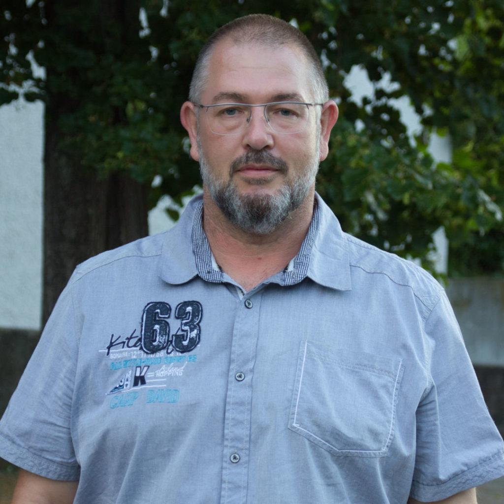 Matthias Schuchna ist stellvertretender Vorstand der Kreisverkehrswacht Neumarkt