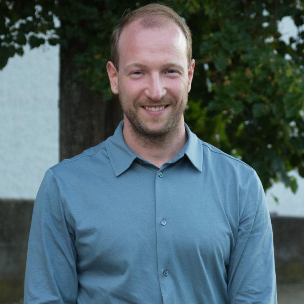 Peter Edenharder ist Vorstandsmitglied der Kreisverkehrswacht Neumarkt