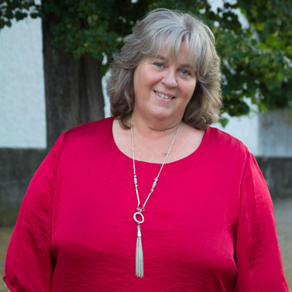 Petra Traboulsi ist Geschäftsführerin der Kreisverkehrswacht Neumarkt