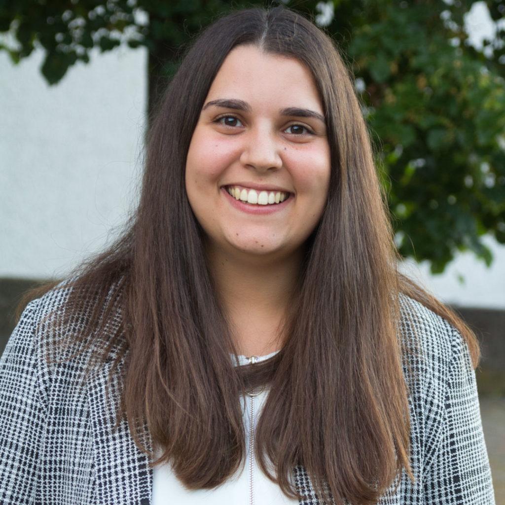 Sabrin Traboulsi ist Schatzmeisterin der Kreisverkehrswacht Neumarkt