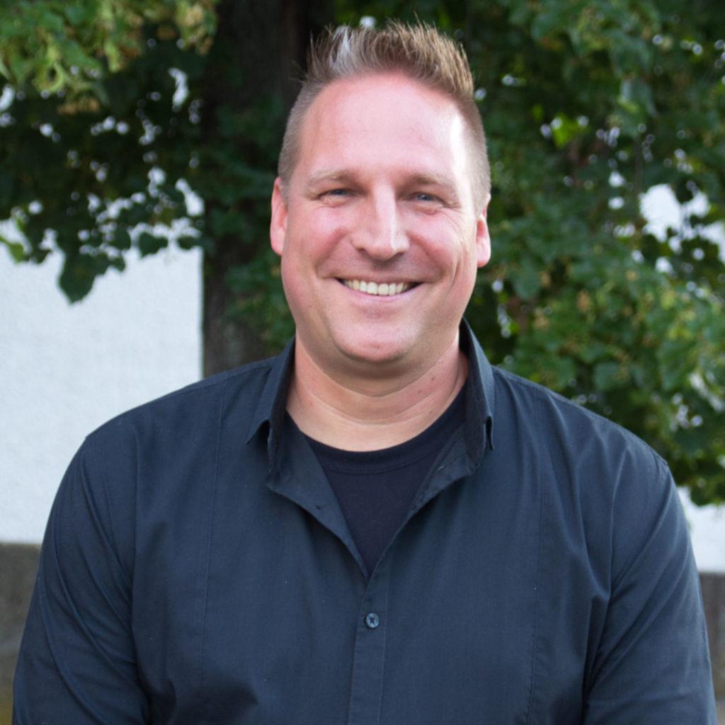 Stefan Ehlers ist Vorstandsmitglied der Kreisverkehrswacht Neumarkt